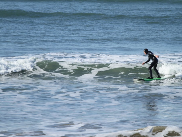 enjoy ecole surf oléron - enfant surf
