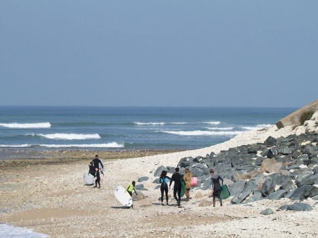enjoy ecole surf oléron - cours