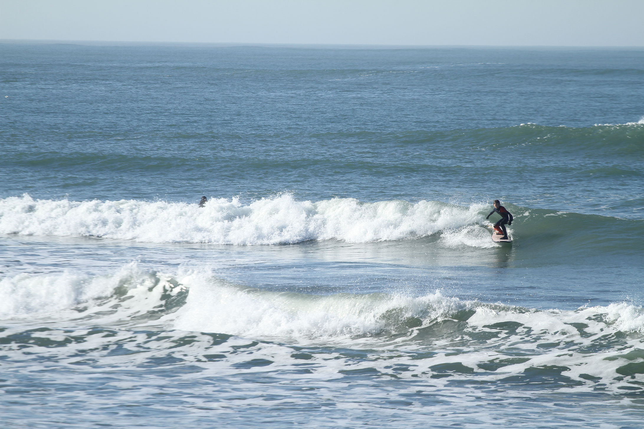 enjoy ecole surf oléron - surf gauche